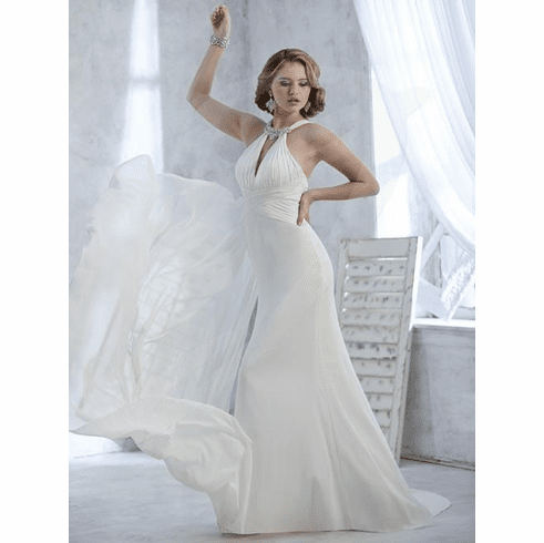 Christina Wu Wedding Gown  <br>SAMPLE 11173 $99