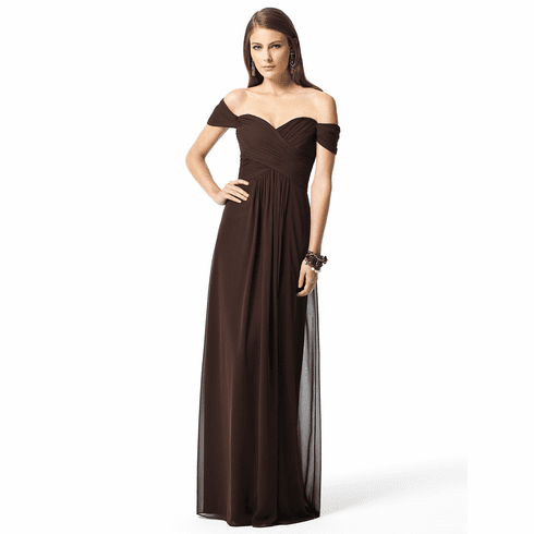 Dessy Bridesmaid Dress Style 2844