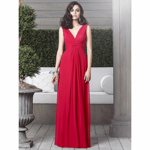 Dessy Bridesmaid Dress Style 2907