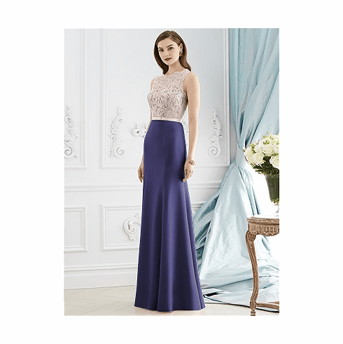 Dessy Bridesmaid Dress Style 2945