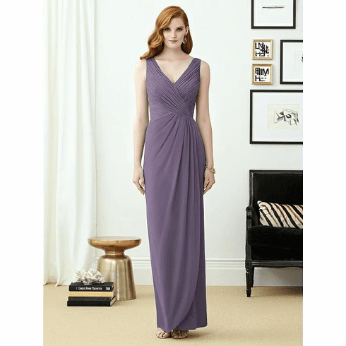 Dessy Bridesmaid Dress Style 2958