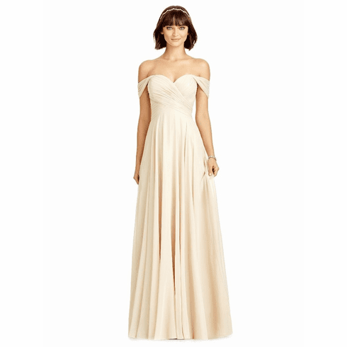 Dessy Bridesmaid Dress Style 2970