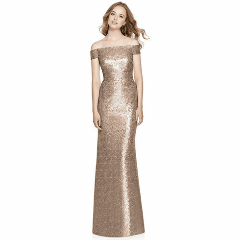 Dessy Bridesmaid Dress Style 3011