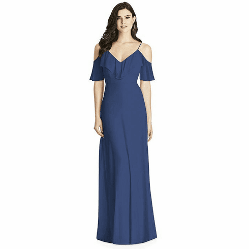 Dessy Bridesmaid Dress Style 3020