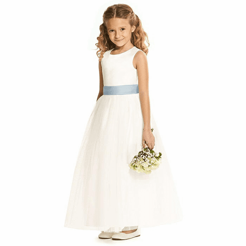 Dessy Flower Girl Dress FL4060