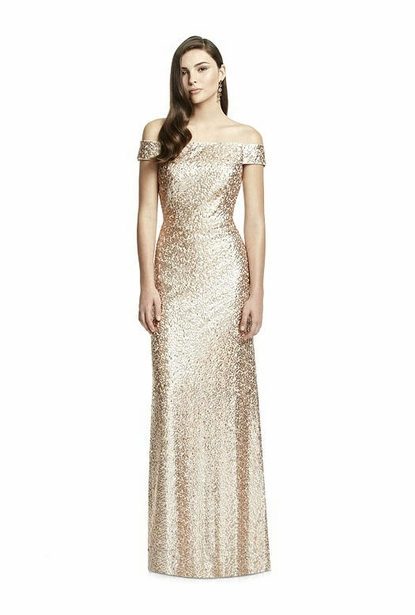 Dessy Group Bridesmaid Separates Style D3002