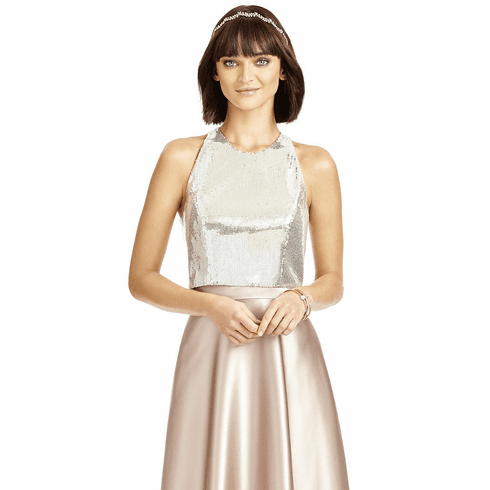 Dessy Group Bridesmaid Separates Style T2973