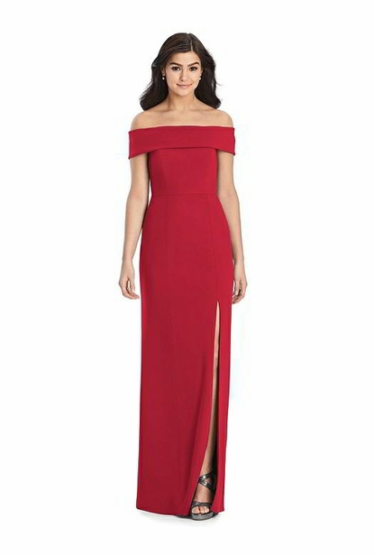 Dessy Group Bridesmaid Style 3030