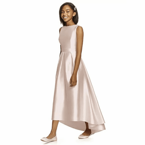 Dessy Junior Bridesmaid Dress Style JR534