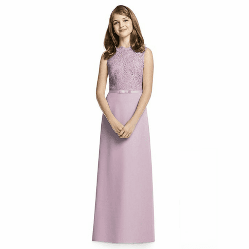 Dessy Junior Bridesmaid Dress Style JR540