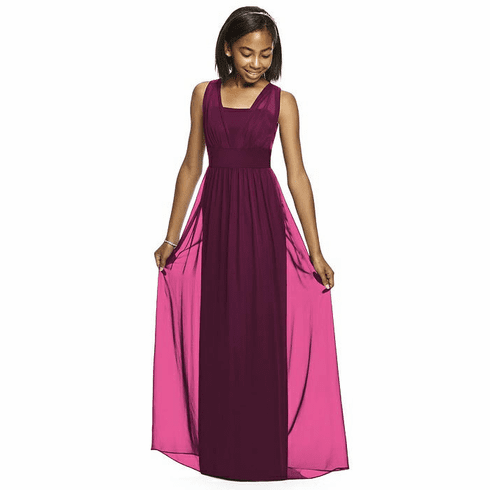 Dessy Junior Bridesmaid Dress Style JR543