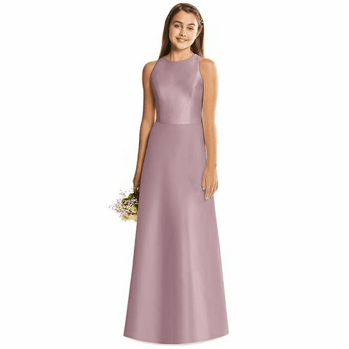 Dessy Junior Bridesmaid Dress Style JR545