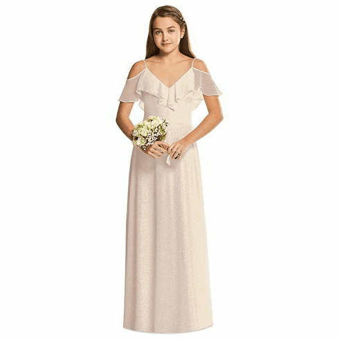 Dessy Junior Bridesmaid Dress Style JR548