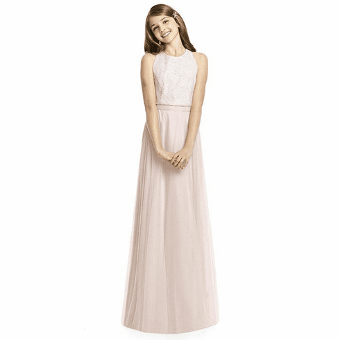 Dessy Junior Bridesmaid Sparate Style JRS537