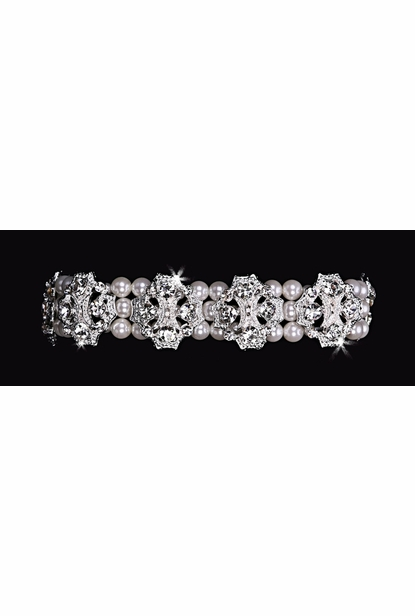 En Vogue Bridal Bracelet - BL1673