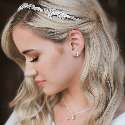 En Vogue Bridal Headband HB1912