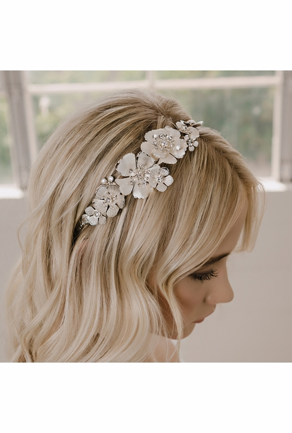 En Vogue Bridal Headband - HB2110