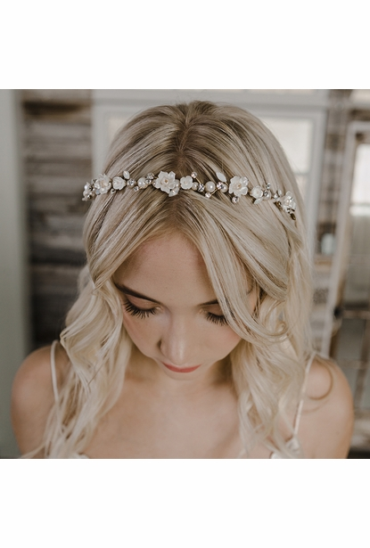 En Vogue Bridal Headband - HB2112