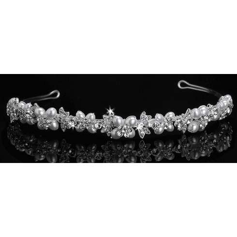 En Vogue Bridal Tiara- T851