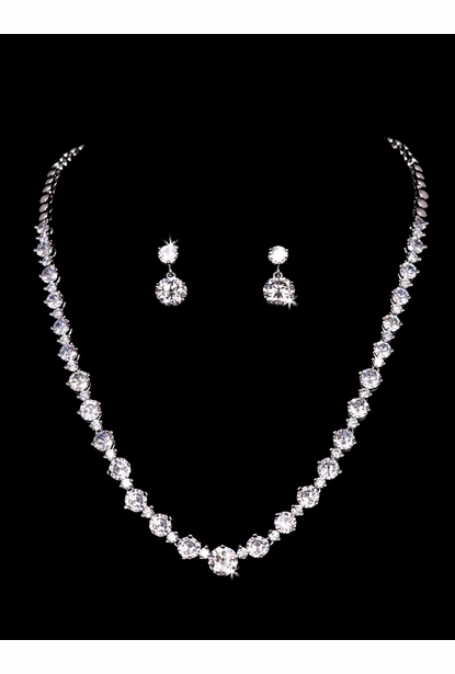 En Vogue Necklace Set- NL2153