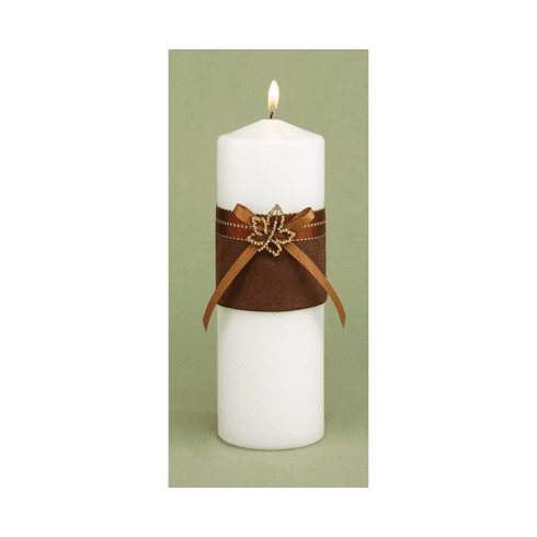 Fall in Love Unity Candle