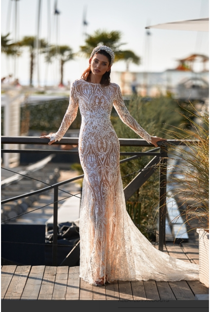 Ida Torez  Wedding  Collection - <br> Feeling of passion