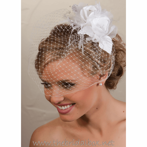 Illusions Bridal Veil - 7021v