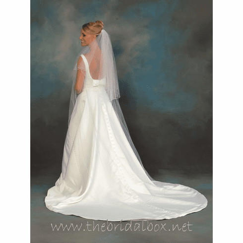 Illusions Bridal Veil - 7022v