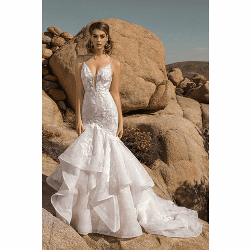 Ivoire Wedding Dress – Anissa