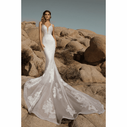 Ivoire Wedding Dress – Ashton