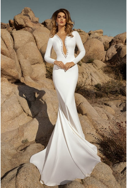 Ivoire Wedding Dress – Brittany