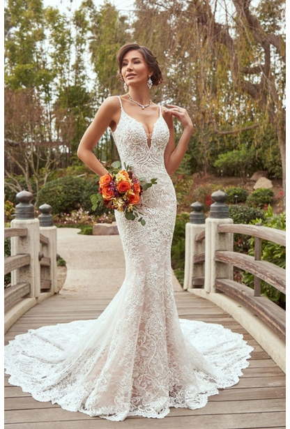 Ivoire Wedding Dress - <br> Daniela