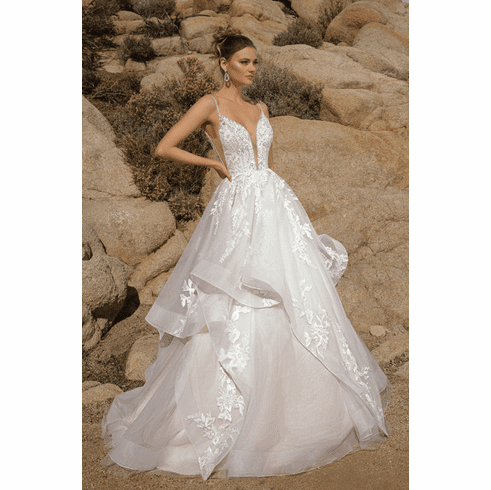 Ivoire Wedding Dress – Havana
