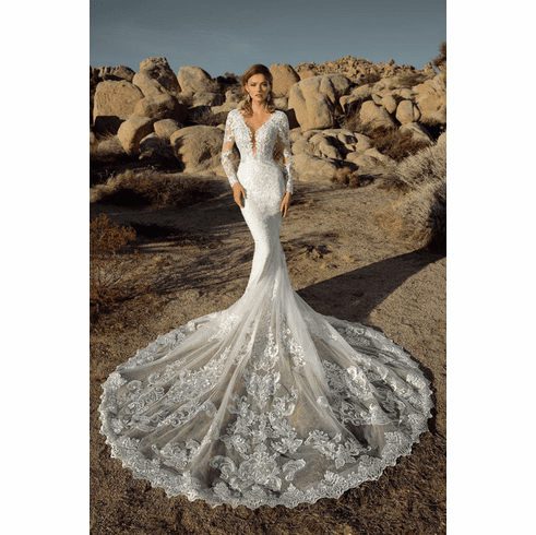 Ivoire Wedding Dress – Jaycee