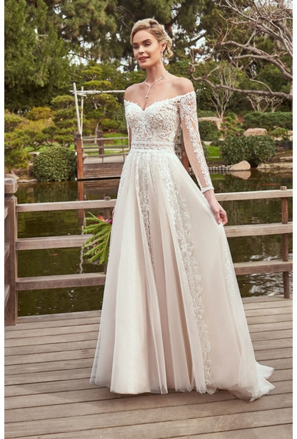 Ivoire Wedding Dress - <br> Kiana