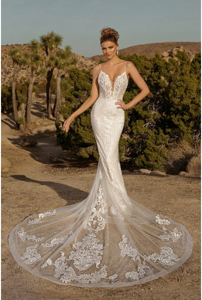 Ivoire Wedding Dress – Logan