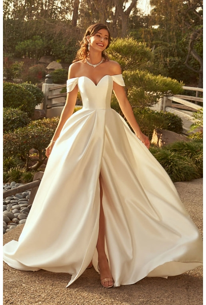 Ivoire Wedding Dress - <br> Nara
