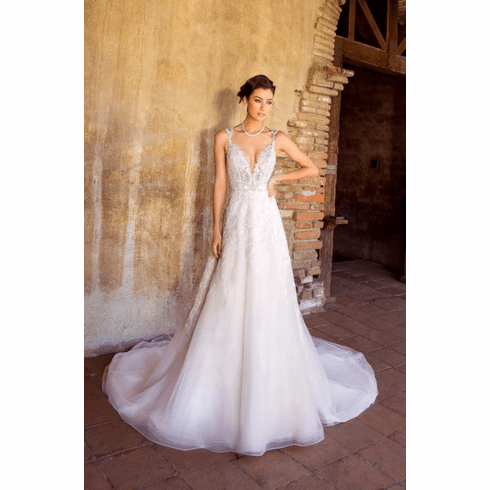 Kitty Chen Couture Wedding Dress - <br> Aaliyah