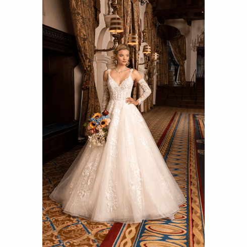 Kitty Chen Couture Wedding Dress - <br>Alice