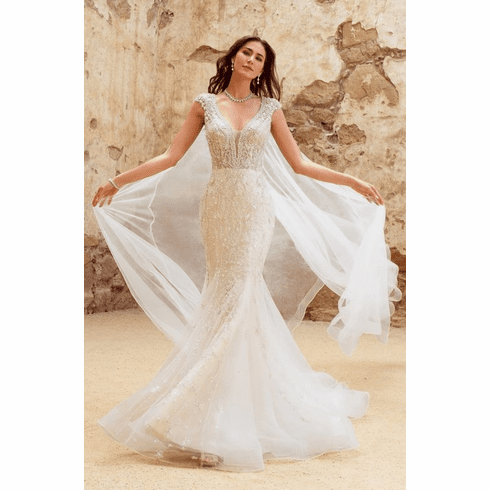 Kitty Chen Couture Wedding Dress - <br> Andrea Molly