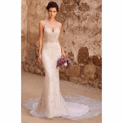 Kitty Chen Couture Wedding Dress - <br> Asia