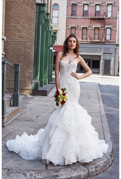 Kitty Chen Couture Wedding Dress - <br> AVERA