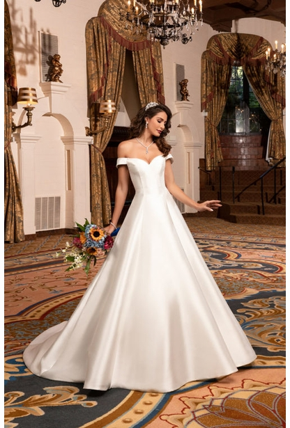 Kitty Chen Couture Wedding Dress - <br> Bria