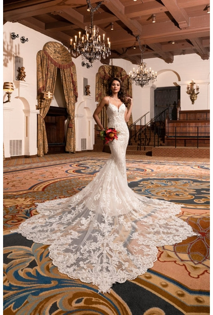 Kitty Chen Couture Wedding Dress - <br> Brielle
