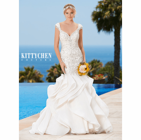 Kitty Chen Couture Wedding Dress – Charlize
