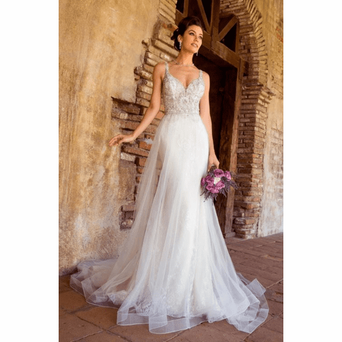Kitty Chen Couture Wedding Dress - <br> Cyndi Sky