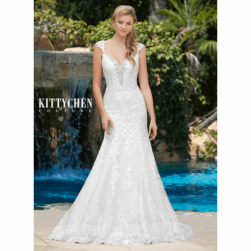 Kitty Chen Couture Wedding Dress – Felicity