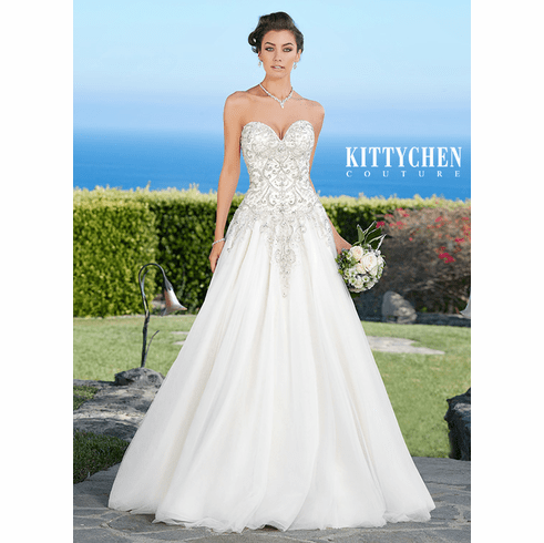 Kitty Chen Couture Wedding Dress – Irene