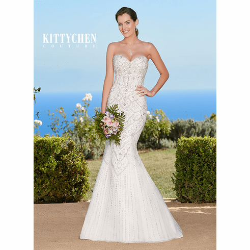 Kitty Chen Couture Wedding Dress – Jamie