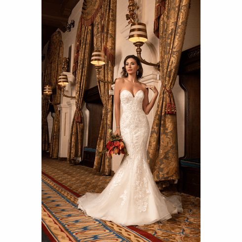 Kitty Chen Couture Wedding Dress - <br> Jasmine